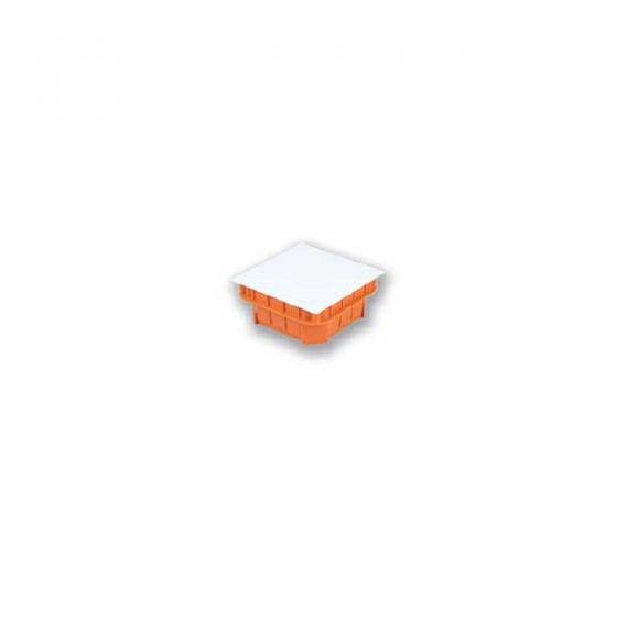 ARS (340669) 130x130x55 кор. внутр., белая с красн.